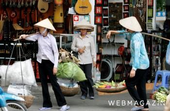 Ako sa žije v hlavnom meste Vietnamu?