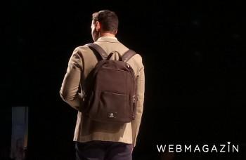 Elegantné sako a športový batoh? Skúste to radšej inak