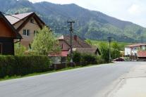 Terchová, cesta, ulica