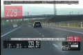 Cestný pirát sa v Košiciach rútil rýchlosťou 229 km za hodinu