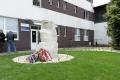 VIDEO: Na letisku v Nitre pribudla nová socha M. R. Štefánika