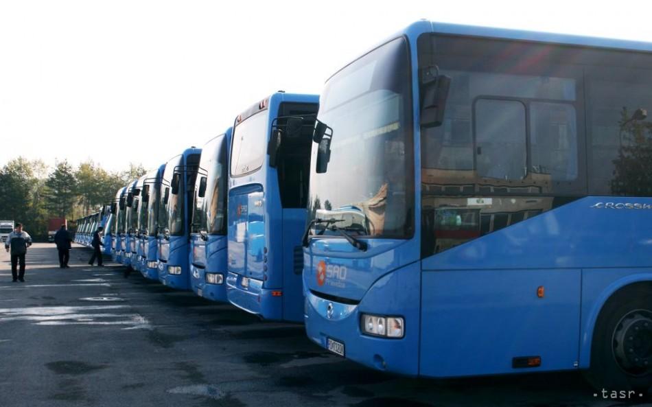 aeebf8049 SAD Prievidza vlani v MHD prepravila viac ako 3,1 milióna cestujúcich