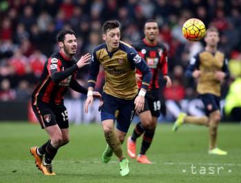 Arsenal po štyroch zápasoch opäť víťazne, v Bournemouthe vyhral 2:0