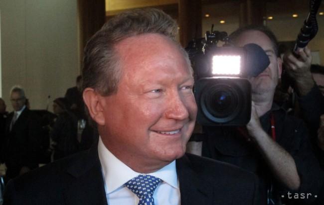 Pár venoval 400 miliónov austrálskych dolárov na dobročinné účely