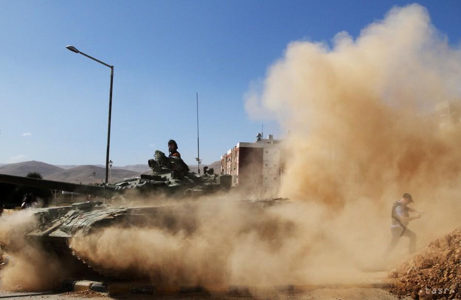 Rusko údajne navrhlo termín prímeria v Sýrii