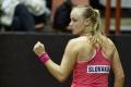 Tenistka Rebecca Šramková má šancu získať fedcupové srdiečko