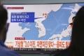Na území Severnej Kórey bolo zemetrasenie s magnitúdou 3,4