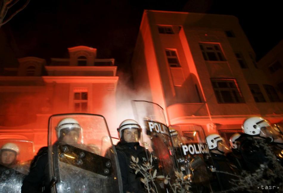 Srbsko uviedlo armádu a políciu do bojovej pohotovosti a421433b5e7
