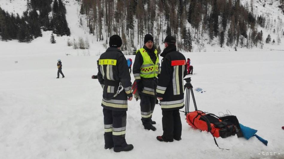 TRAGÉDIA NA SVAHU  Lavíny v Alpách si vyžiadali najmenej desať obetí 8954b516b16