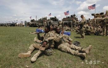 USA dočasne umiestnia v Nórsku 330 vojakov
