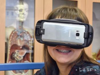 Na SZŠ Kukučínova sa budú učiť anatómiu vo virtuálnej realite