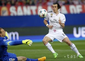 Liga Majstov: Real Madrid proti AS Rím bez Balea a Marcela