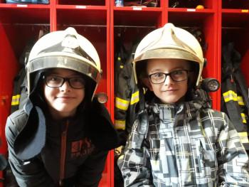 Chcel by si byť hasičom?