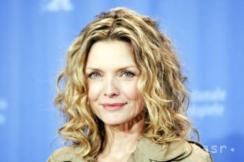 Kráska Michelle Pfeifferová bude mať narodeniny