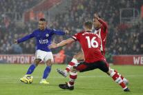 Leicester, Southampton, Premier League