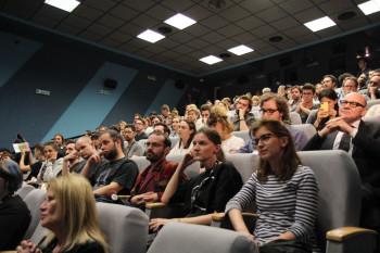 Visegrad Film Forum 2019  - Svetoví filmári na dotyk!