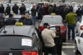 Nespokojní taxikári dnes vyrazia na protestnú jazdu Bratislavou