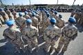 Slovenskí vojaci v mierovej misii na Cypre nenosia bežne zbrane