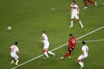 ME Švajčiarsko - Turecko