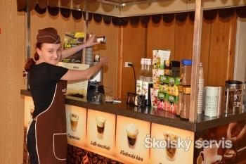 Káva z Caty café pomáha študentom zo sociálne slabých rodín