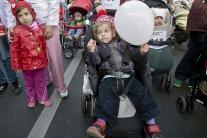 V kočiariku treba pripútať aj najmenších novorodencov