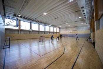 SOŠ polygrafická v Bratislave bude mať zrekonštruovanú telocvičňu