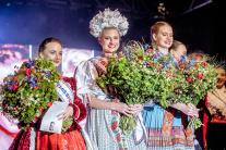Finále Miss folklór 2018