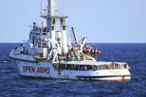 Záchranárska loď Open Arms