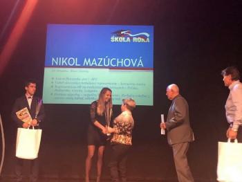Škola roka – ocenenie Najlepší športovec