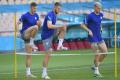 Enrique čaká slovenskú defenzívu, Busquets: Stále sme na turnaji