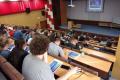 Na UMB sa stredoškoláci na jeden deň stali časticovými fyzikmi