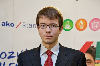 Prácu mladého vedca z Brezna ocenili grantom