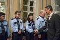 Primátor Bratislavy I. Nesrovnal ocenil mestských policajtov