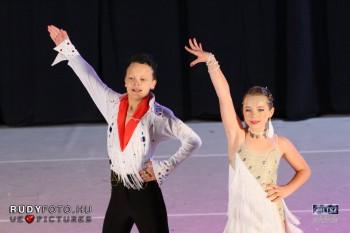 Slovensko má majstrov Európy v showtime v latinsko-amerických tancoch