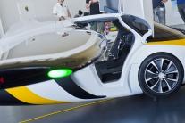 Nový model AeroMobilu