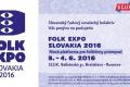 FOLK EXPO Slovakia predstaví v Bratislave rôzne podoby folklóru