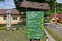 Krásy dedinky Moštenica