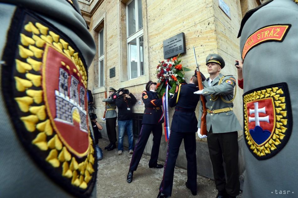 V Bratislave si uctili obete sovietskej okupácie