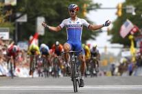 Sagan už siedmykrát najlepší v bodovacej súťaži Okolo Kalifornie