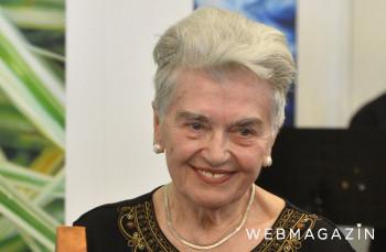 Vo veku 91 rokov zomrela slovenská herečka Eva Kristínová
