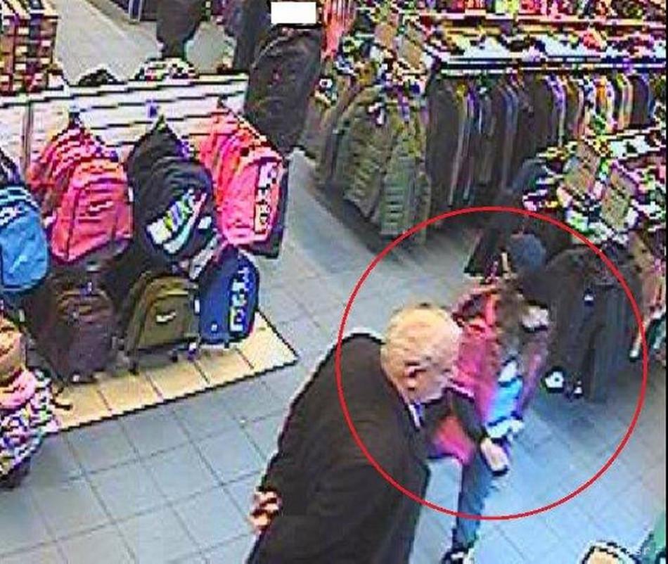 Polícia hľadá zlodejov a9b79b92816