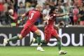 Portugalské médiá vyzdvihujú po postupe mladíka Sanchesa