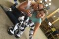 Nadaní žiaci programovali robotické hračky