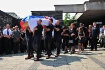 Rozlúčka s náčelníkom Horskej záchrannej služby