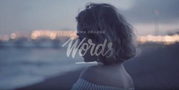 Emma Drobná nakrúcala videoklip k singlu Words v Londýne