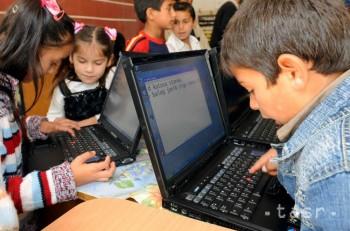 Europoslanci chcú vyššiu mieru ochrany pre deti používajúce internet