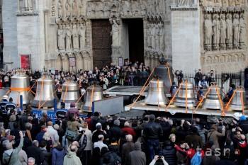 Z Normandie do Paríža sa na cestu vydalo deväť zvonov pre Notre Dame