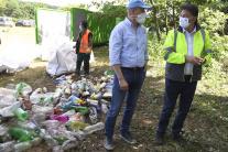 Čistenie rieky Bodva pri príležitosti Svetového dň