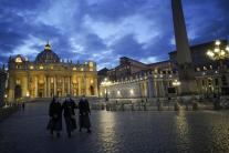 Podvečer vo Vatikáne