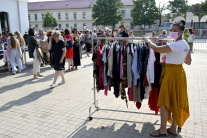 swap, Košice, oblečenie